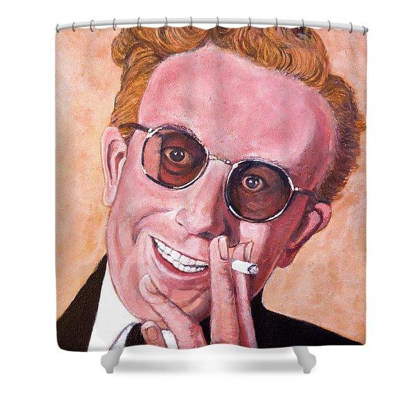 Dr Strangelove  Shower Curtain