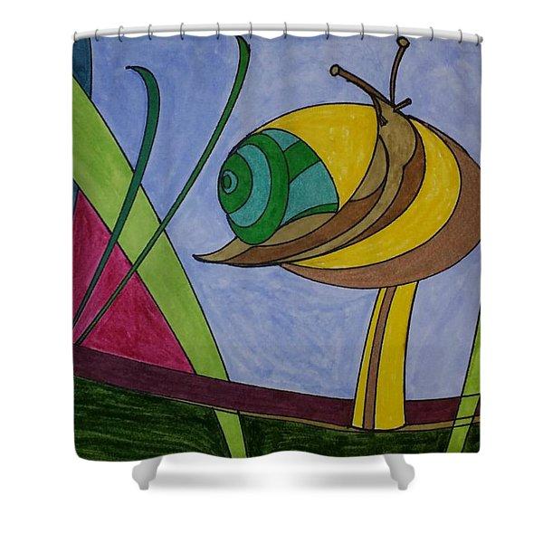 Dream 129 Shower Curtain