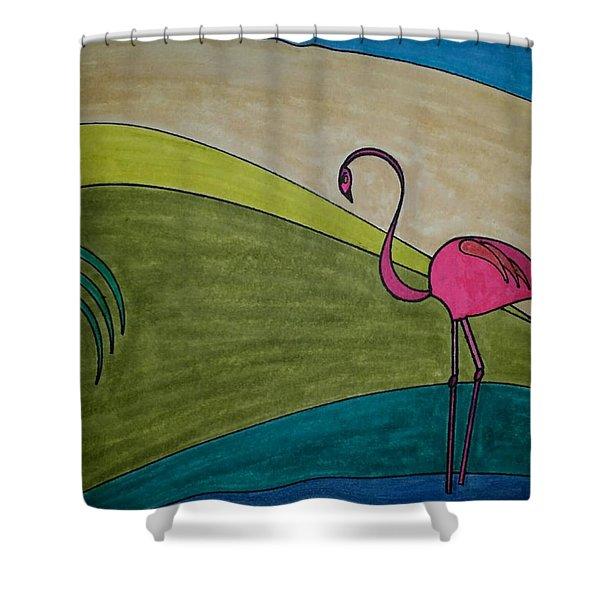 Dream 247 Shower Curtain
