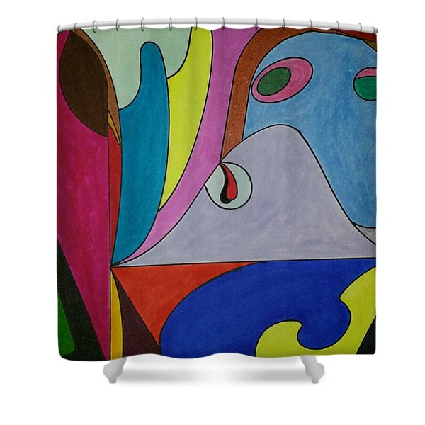 Dream 270 Shower Curtain