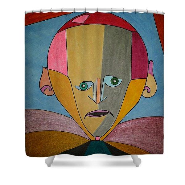 Dream 293 Shower Curtain
