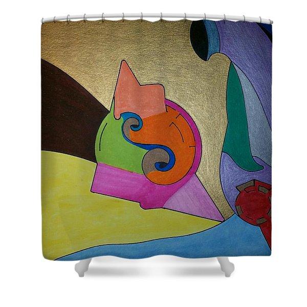 Dream 310 Shower Curtain