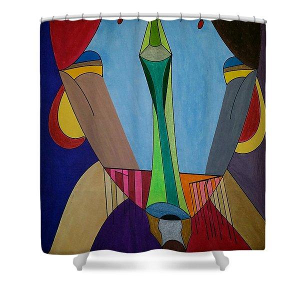Dream 312 Shower Curtain