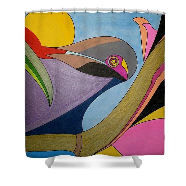 Dream 314 Shower Curtain