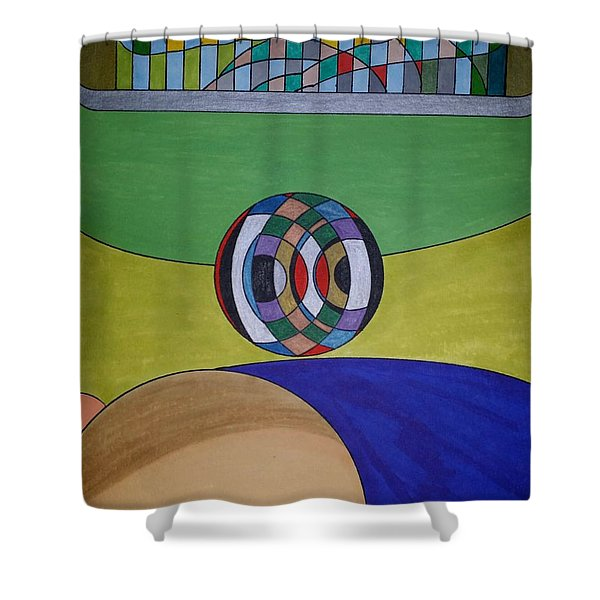 Dream 315 Shower Curtain