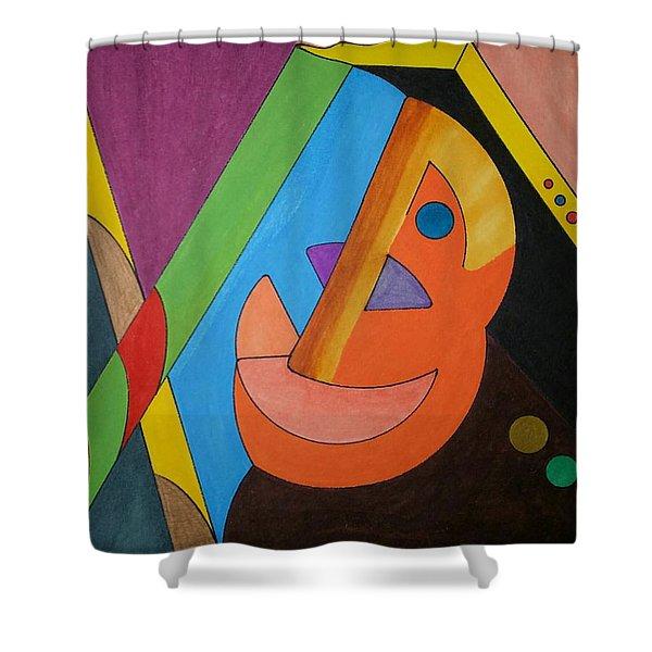 Dream 318 Shower Curtain