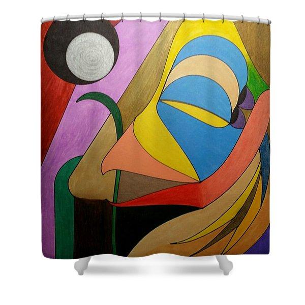 Dream 322 Shower Curtain