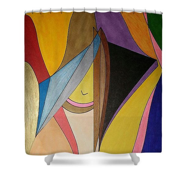 Dream 330 Shower Curtain
