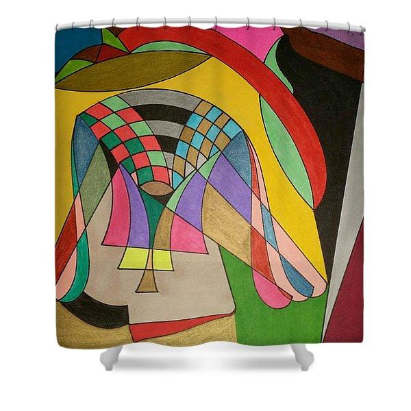 Dream 333 Shower Curtain