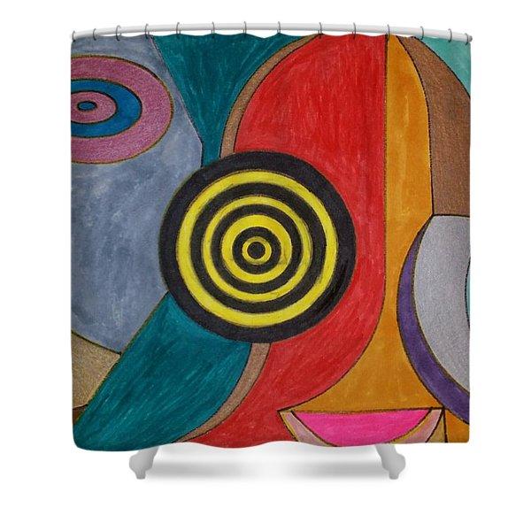 Dream 90 Shower Curtain