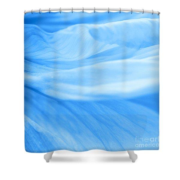Dream Blue Shower Curtain