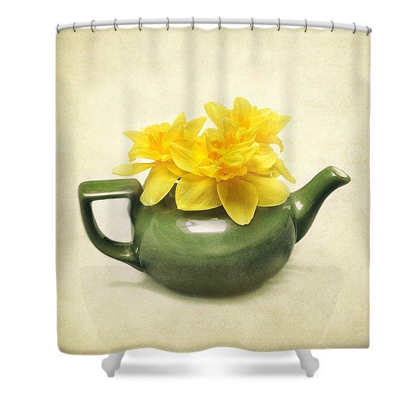 Dream Daffodils Shower Curtain