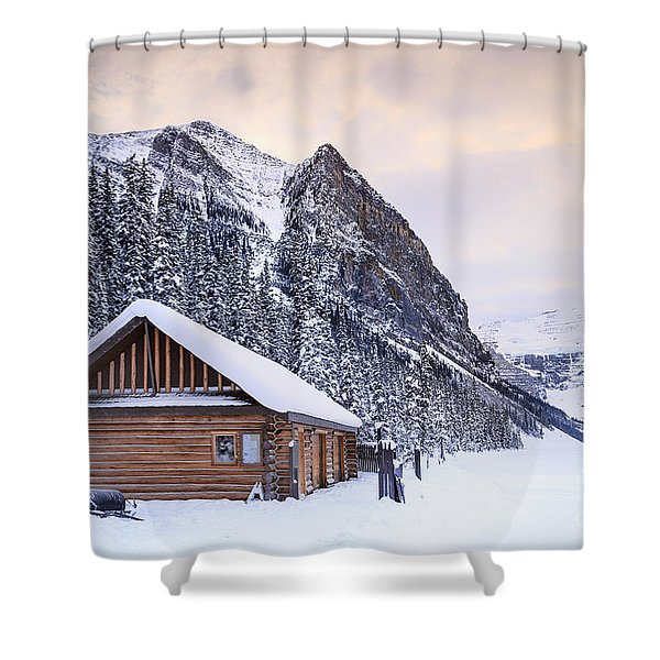 Dream Of The Return Shower Curtain