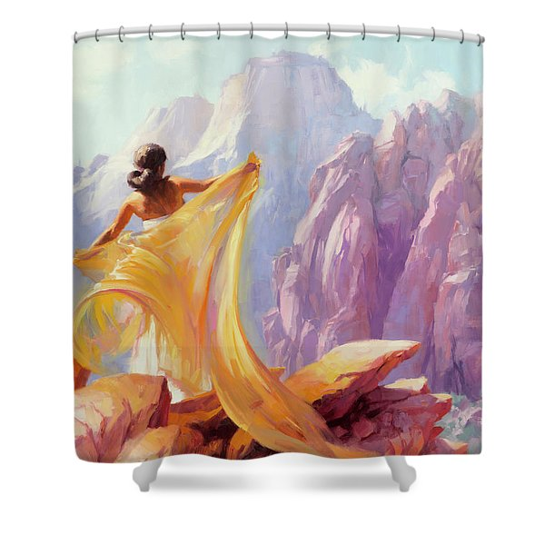 Dreamcatcher Shower Curtain
