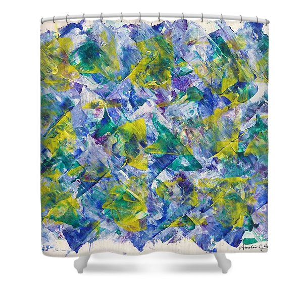 Dreaming Of Winter Shower Curtain