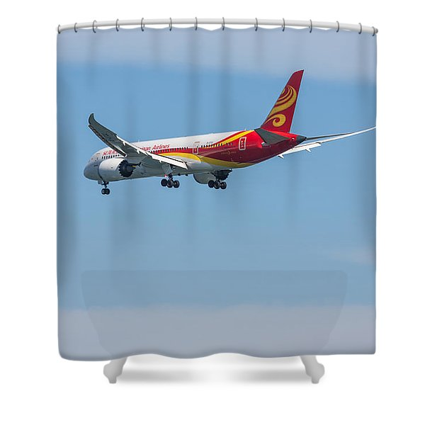 Dreamliner Shower Curtain