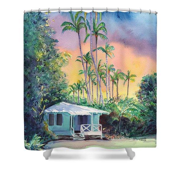 Dreams Of Kauai Shower Curtain
