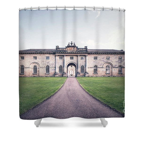 Dreams Unfold Shower Curtain