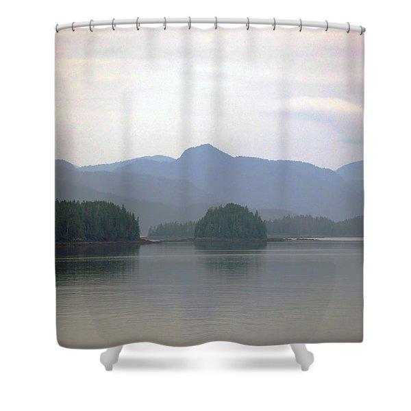 Dreamsacpe Shower Curtain