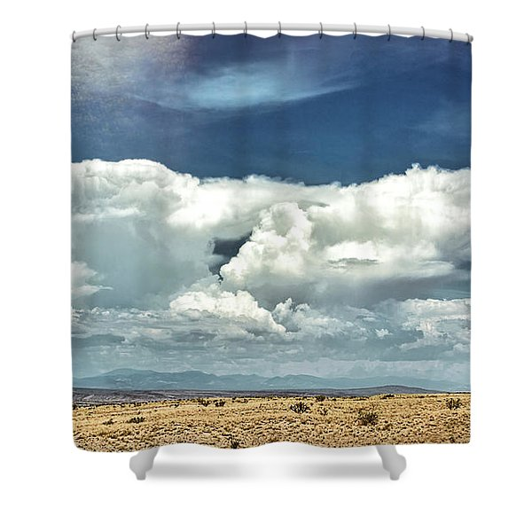 Drencher Shower Curtain