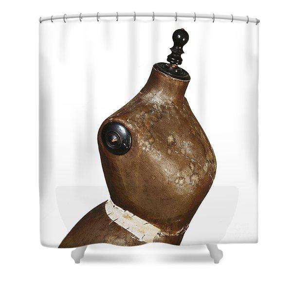 Dressmaking Shower Curtain