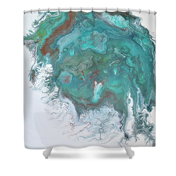 Drift Shower Curtain