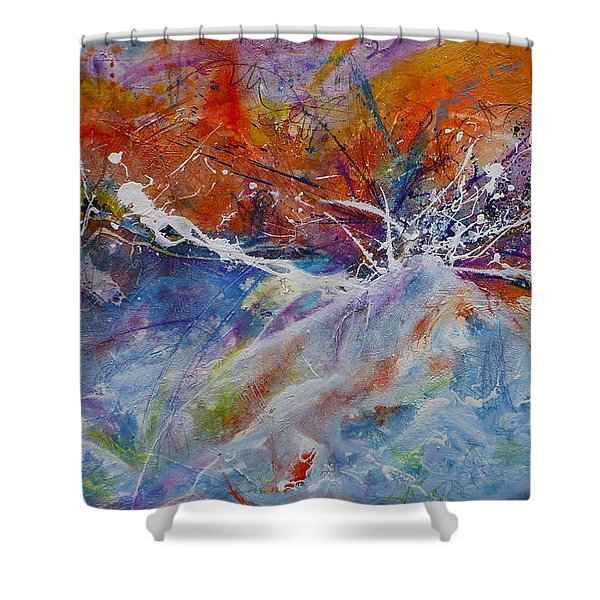 Drown Me In Love Shower Curtain