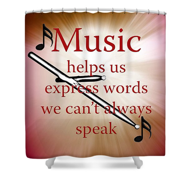 Drums And Music Fine Art Photographs Art Prints 5003.02 Shower Curtain
