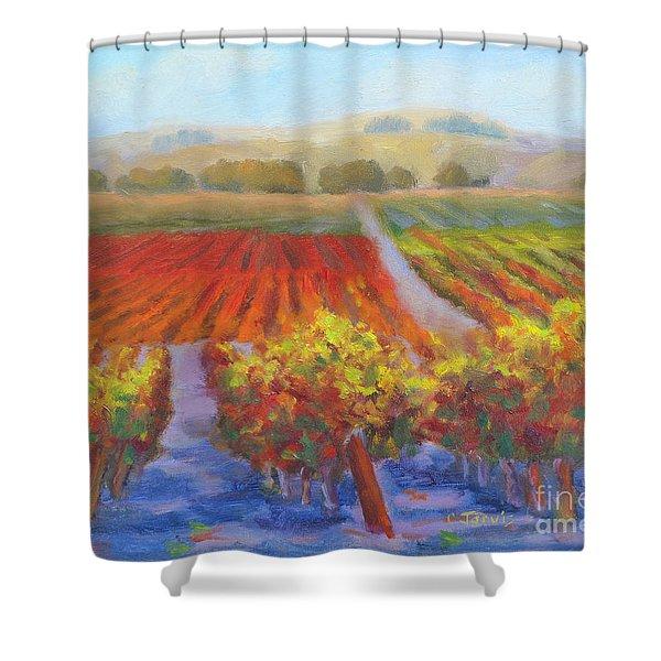 Dry Creek Shower Curtain
