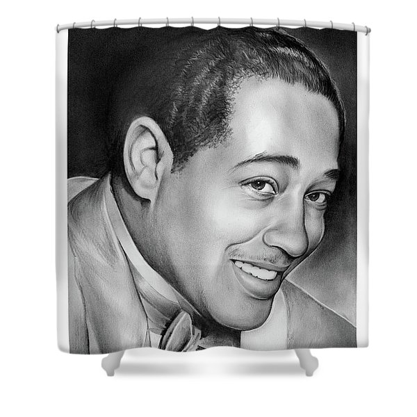 Duke Ellington Shower Curtain