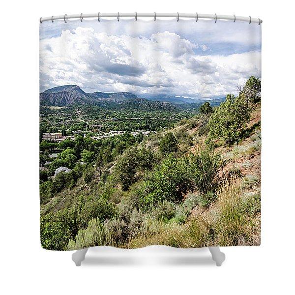 Durango No.1 Shower Curtain