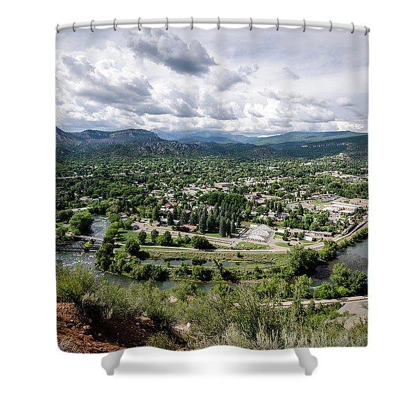 Durango No.2 Shower Curtain