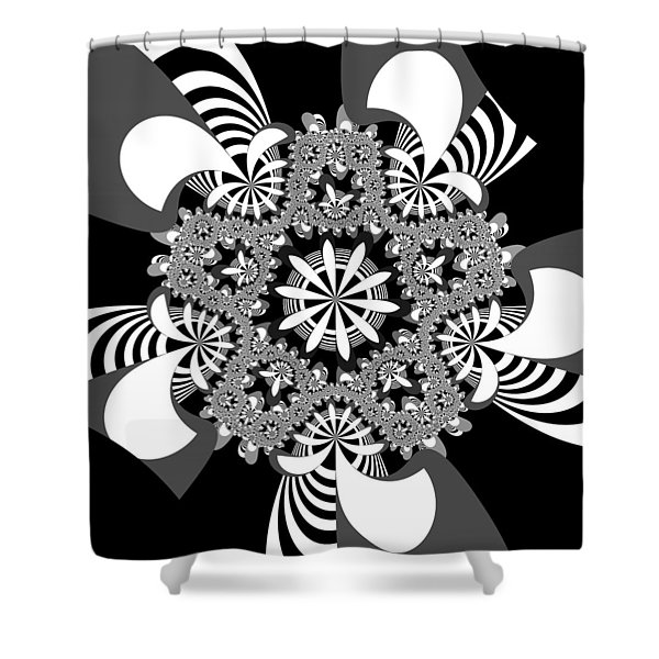 Durbossely Shower Curtain