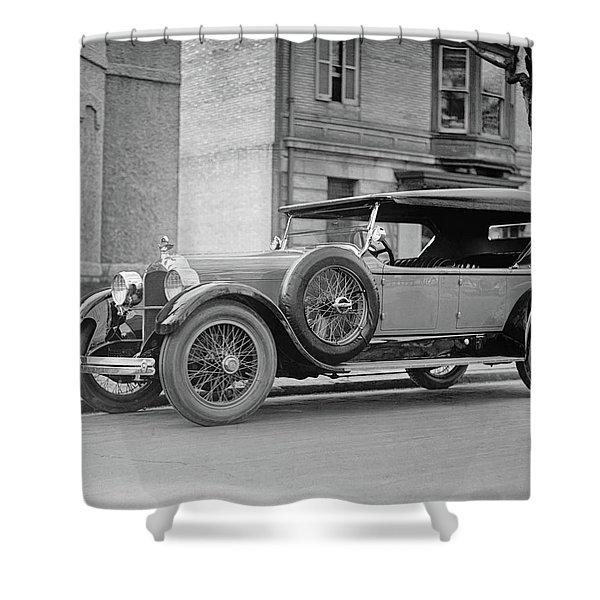 Dusenberg Car Circa 1923 Shower Curtain