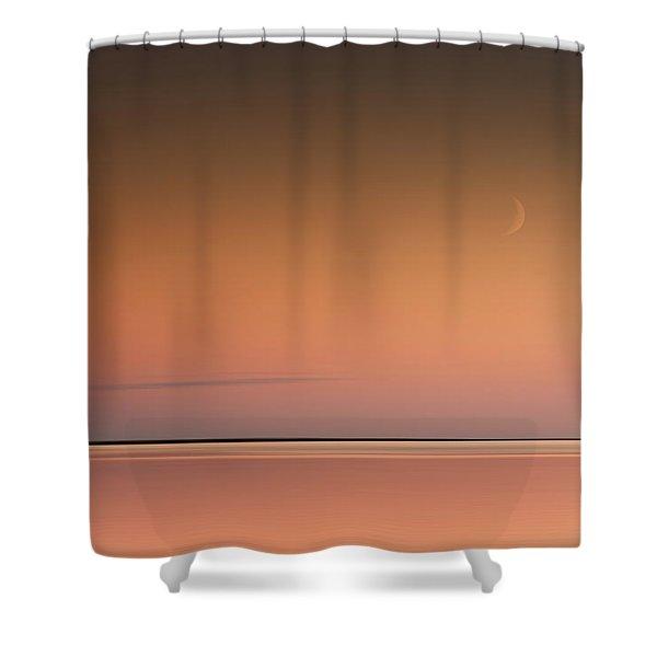 Dusk Shower Curtain