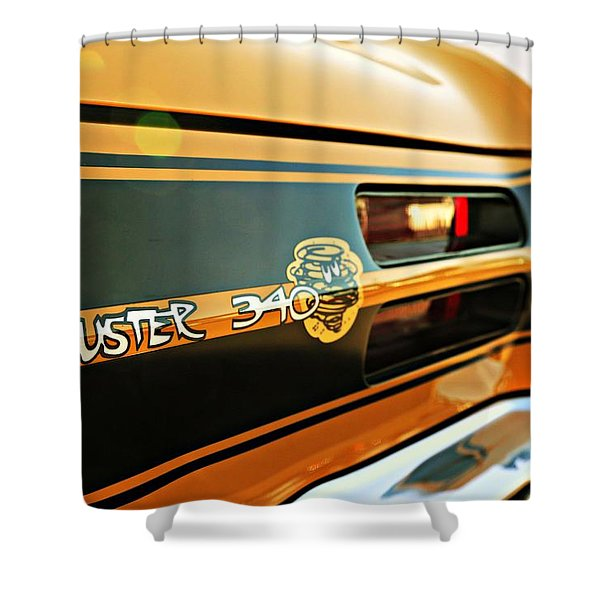 Duster 340 Shower Curtain