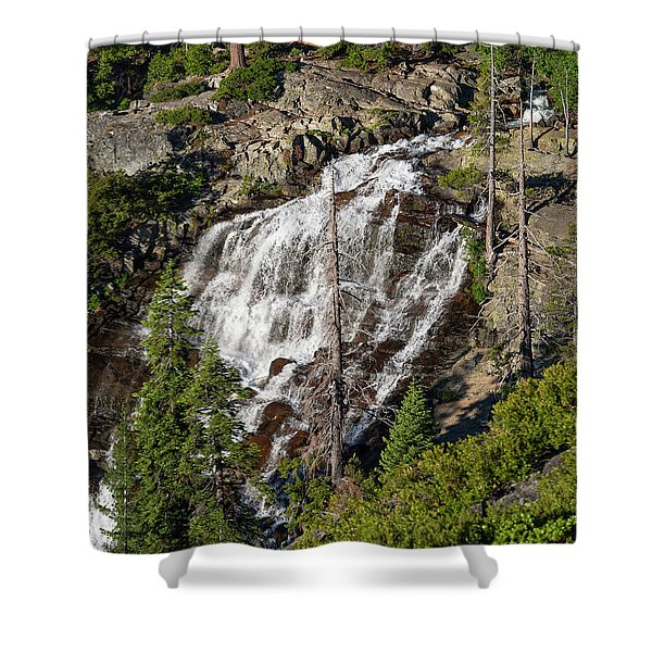Eagle Falls Shower Curtain