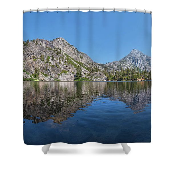 Eagle Lake Shower Curtain