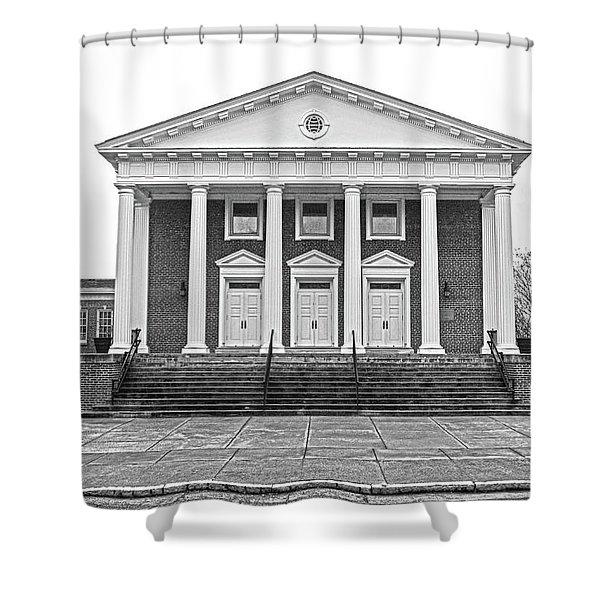 Earle Street Baptist Church Shower Curtain