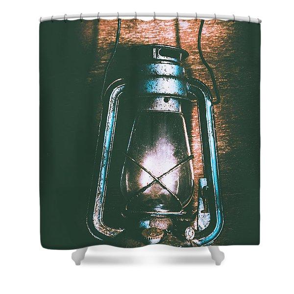 Early Settler Still Life Shower Curtain