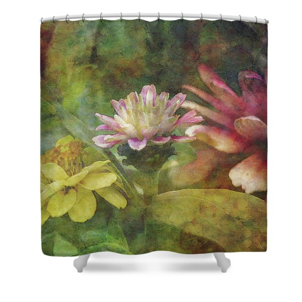 Early Summer Flowers 1304 Idp_2 Shower Curtain