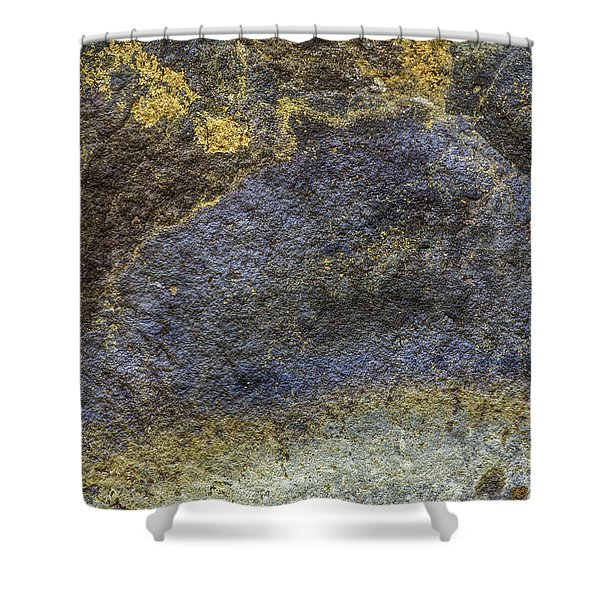 Earth Portrait 001-026 Shower Curtain