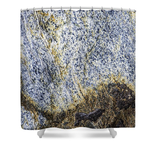 Earth Portrait 001-035 Shower Curtain