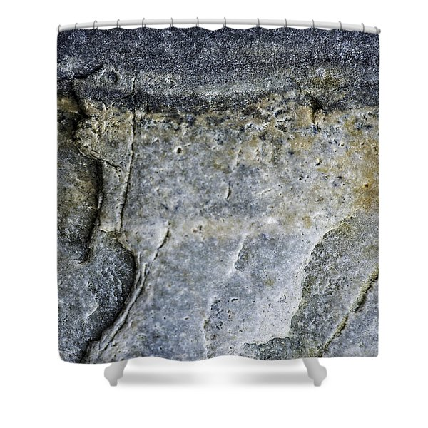 Earth Portrait 001-036 Shower Curtain