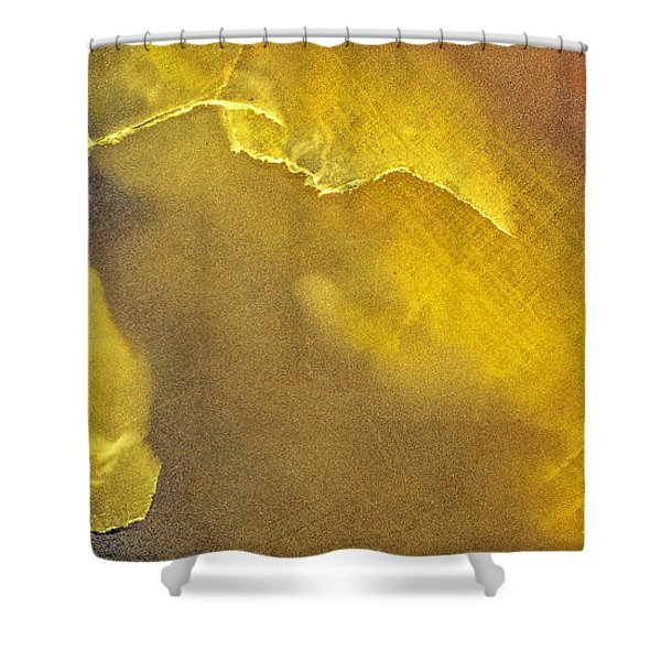 Earth Portrait 001-120 Shower Curtain