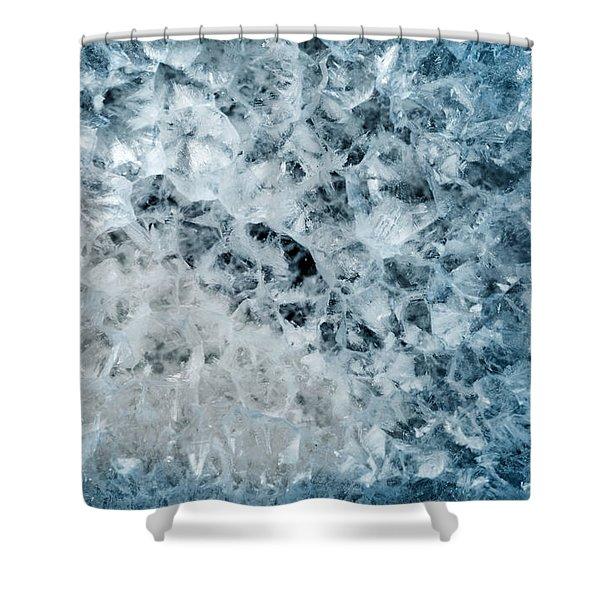 Earth Portrait 001-13 Shower Curtain