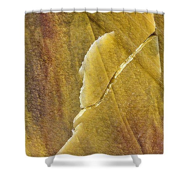 Earth Portrait 001-66 Shower Curtain