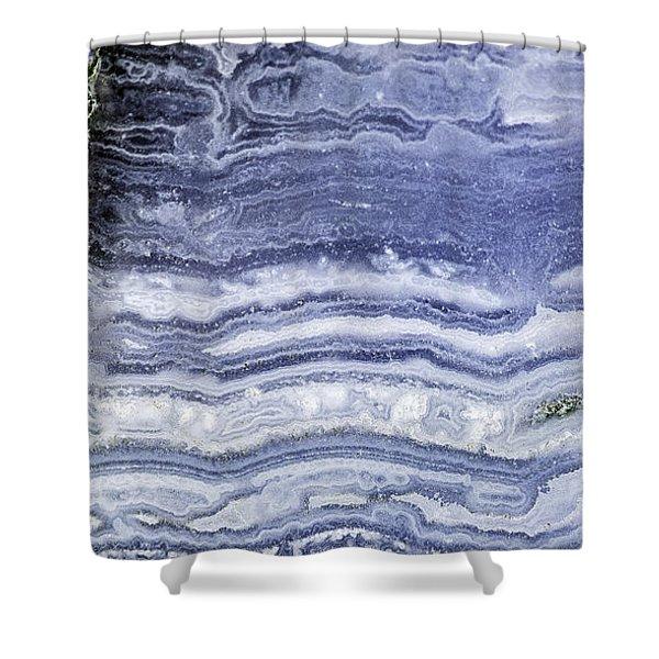 Earth Portrait 001-68 Shower Curtain