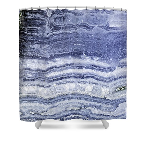 Earth Portrait 001-68 Shower Curtain