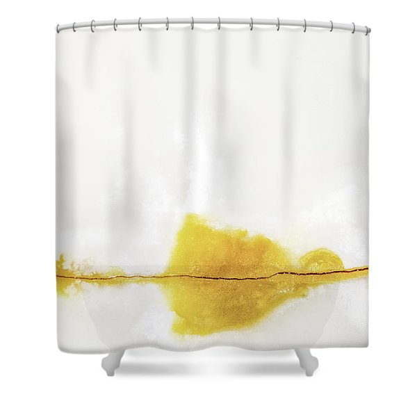 Earth Portrait 001.198 Shower Curtain